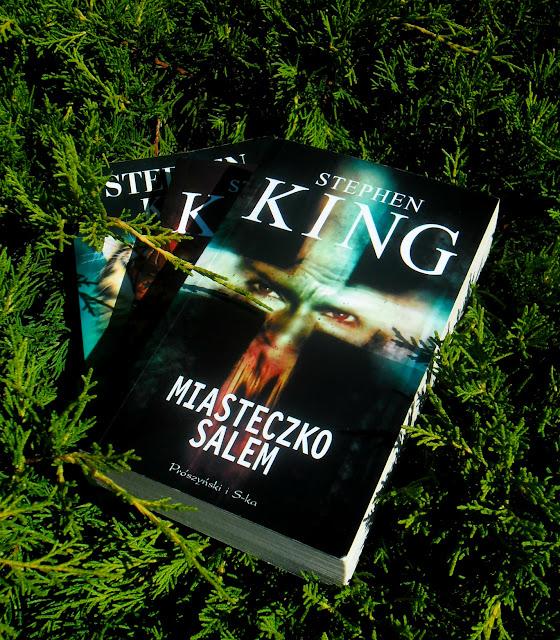 """Miasteczko Salem"" Stephen King"