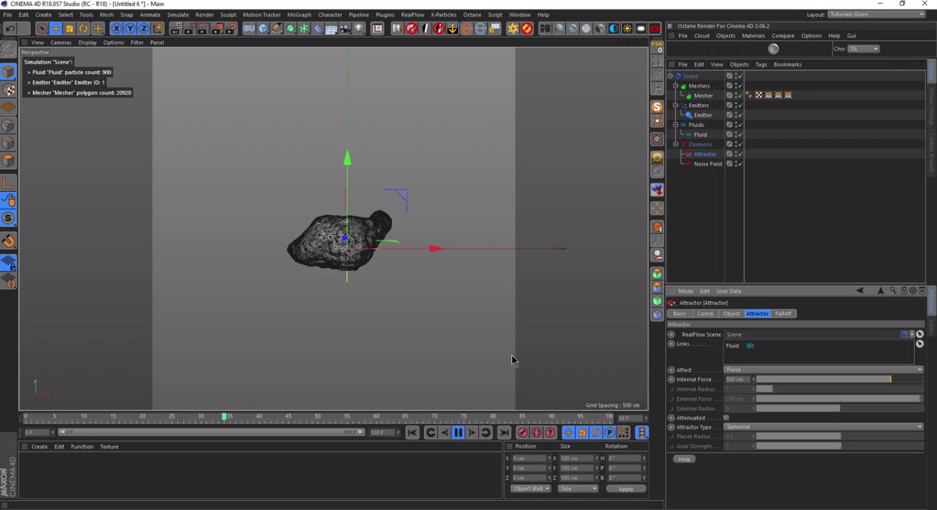 Subsurface Scattering With Octane for C4D | CG TUTORIAL