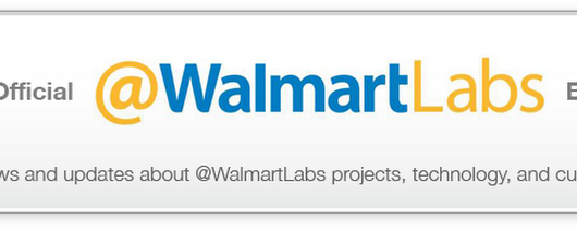 @WalmartLabs has Good Taste