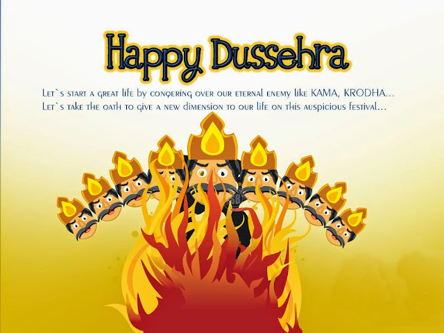 Download Happy Dussehra 2016 Greetings
