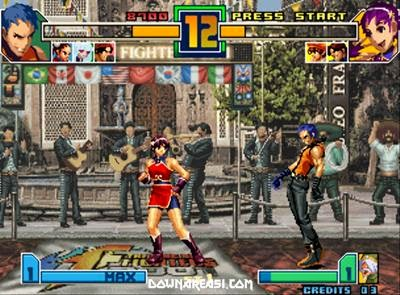 King of Fighters 2001 (Neogeo)