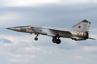 Mikoyan-Gurevich MiG-25 'Foxbat'