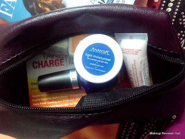 Fab Bag June 2015 Review