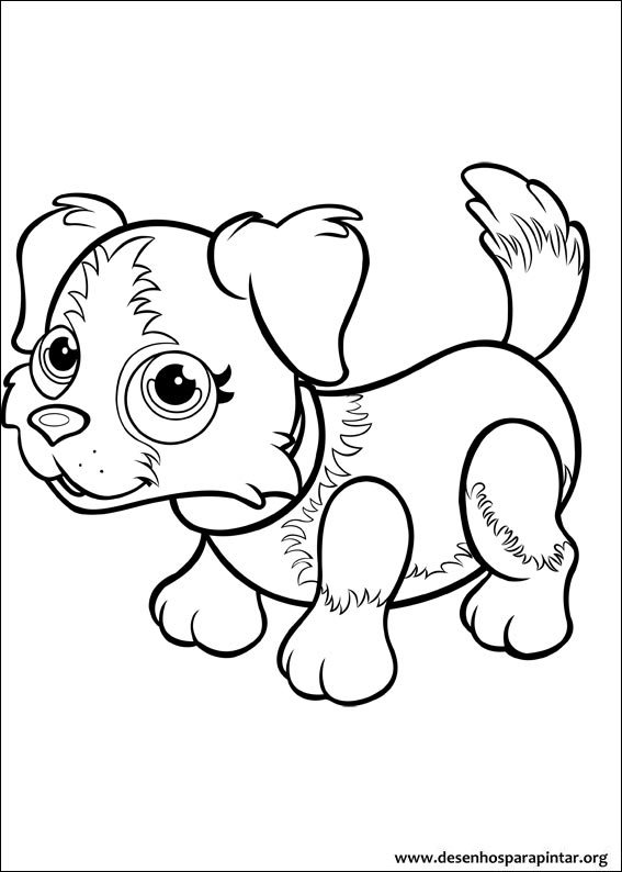pet parade free coloring pages to print