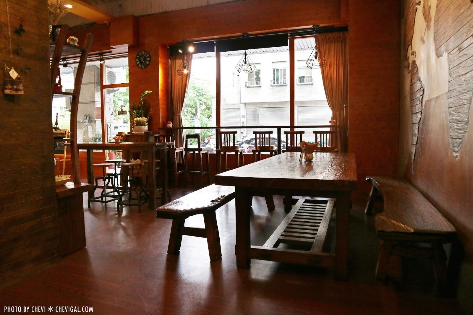 IMG 9541 - 台中烏日│FiMi 小後山廚房。新鮮手作法式甜點。森林清新風格好放鬆