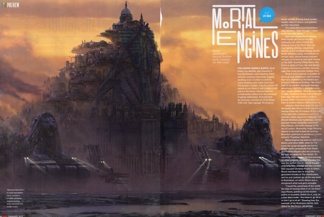 london official concept art empire magazine.