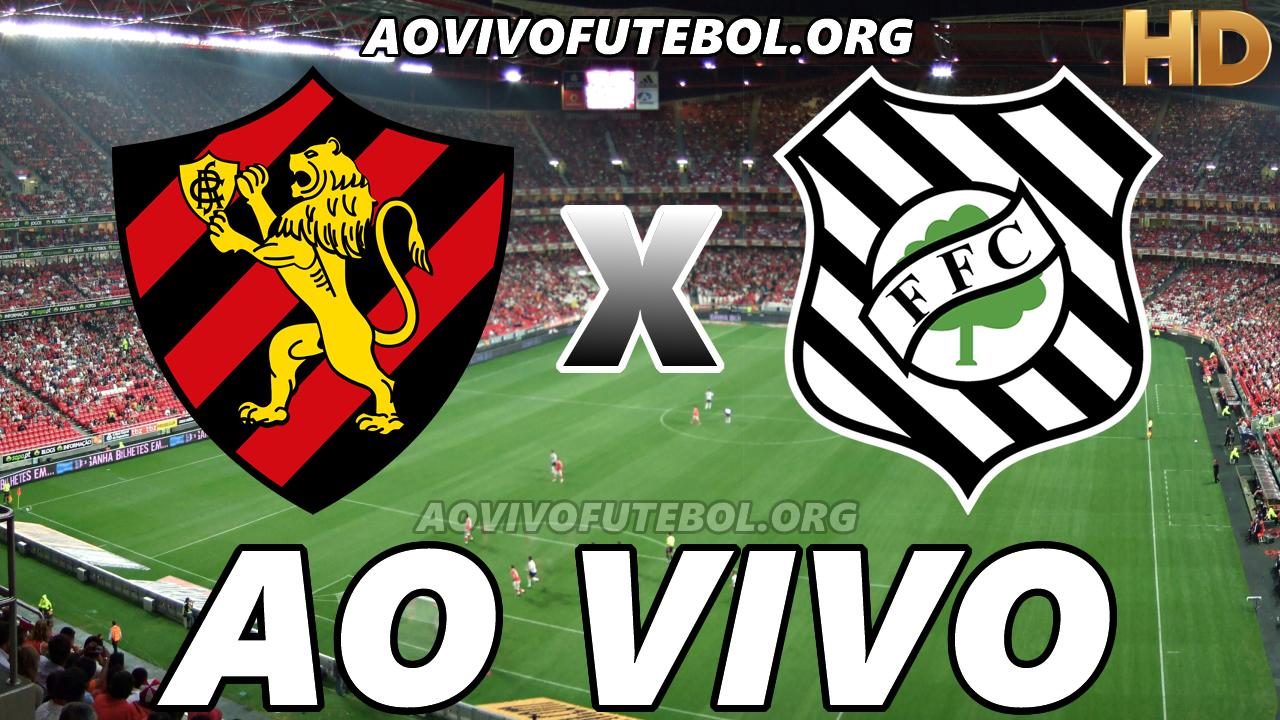 Sport x Figueirense Ao Vivo HD Online