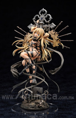 Figura Umr Fyra The Key of Creation Edición Limitada WIXOSS