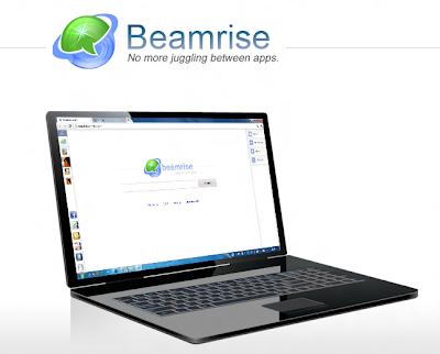 Beamrise free social media browser