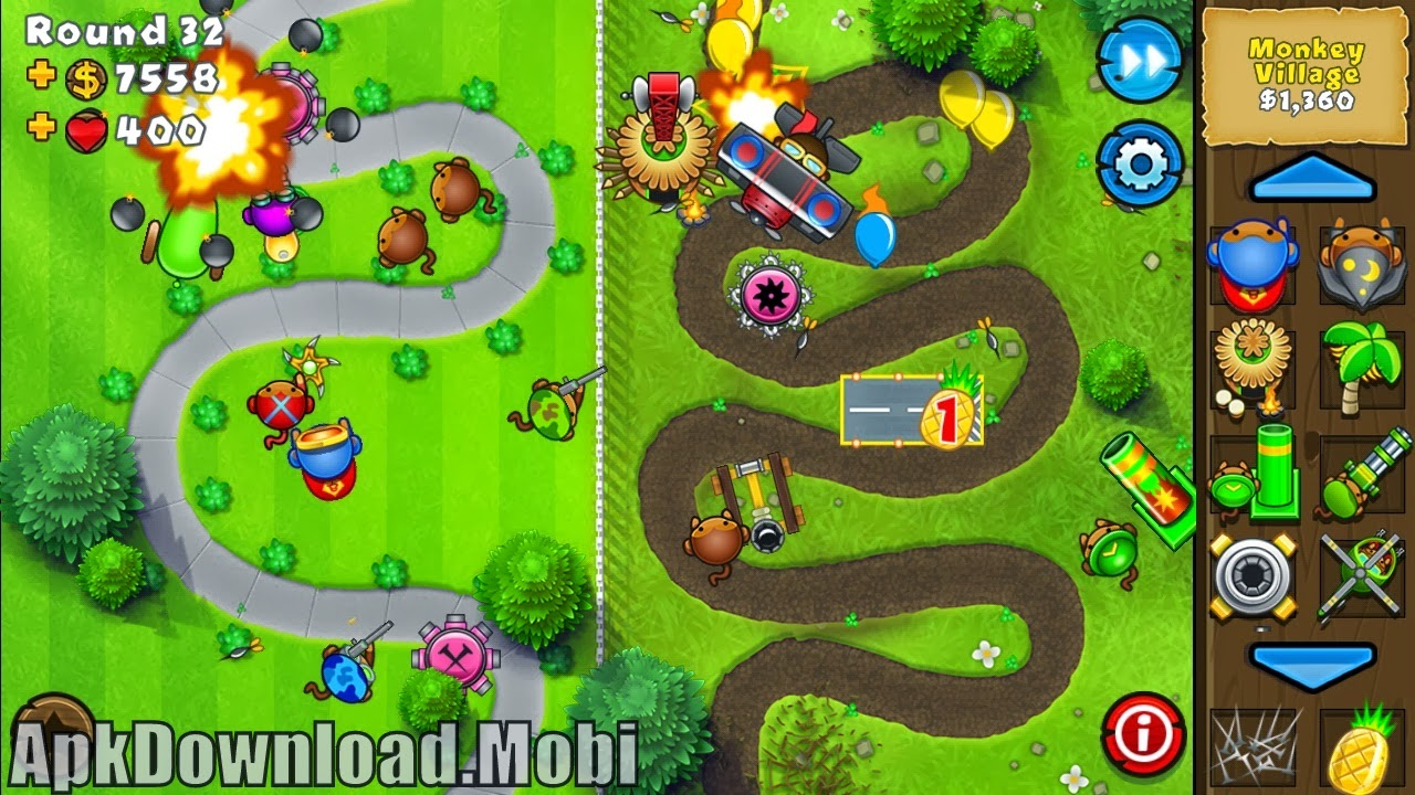 Bloons Tower Defense 4 Download - softpedia