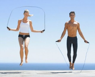 Olahraga Skiping Dapat Membantu Menambah Tinggi Badan Kita