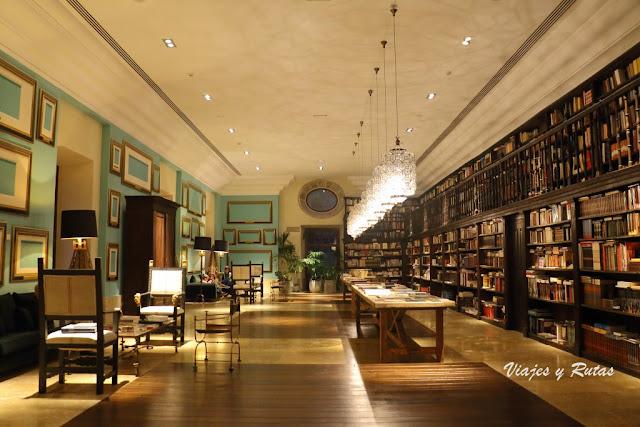 Biblioteca del Parador de Corias, Cangas del Narcea