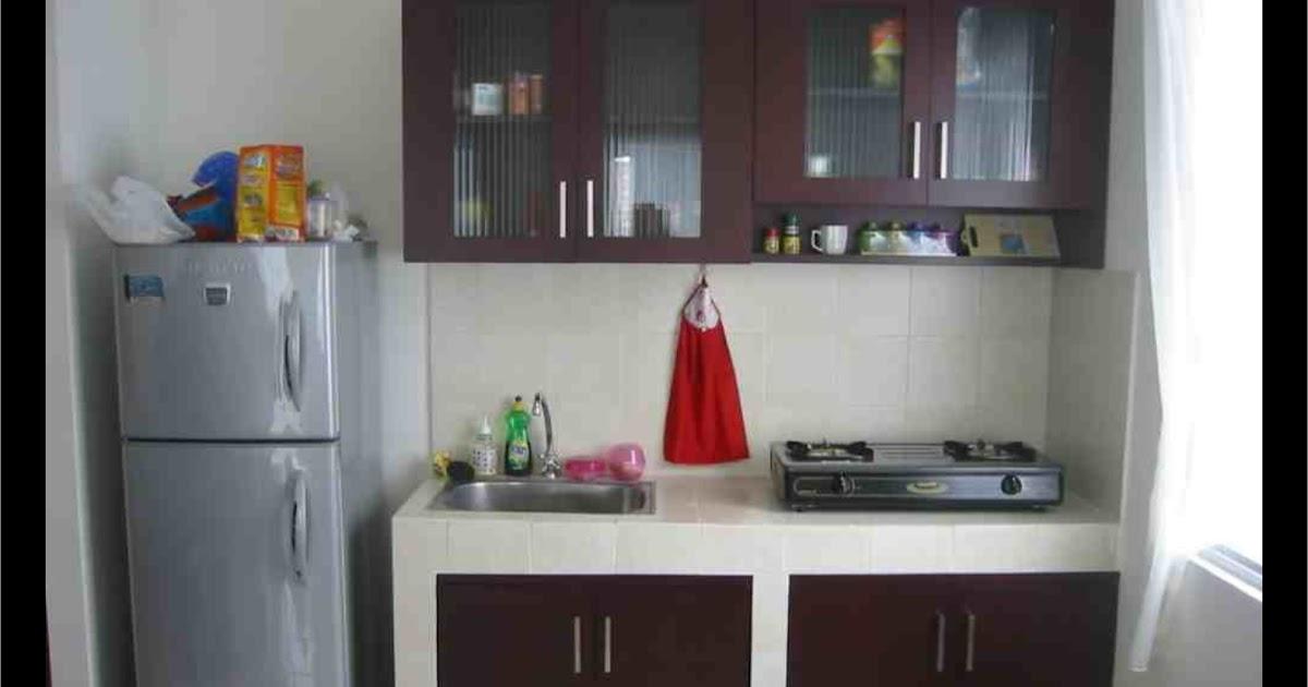 Desain Dapur Sempit Memanjang  dapur minimalis 1 5 meter