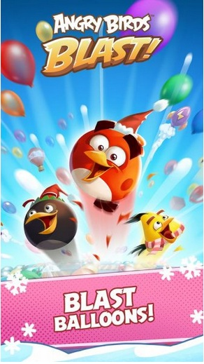 Angry Birds Blast Mod Apk v1.3.0 (Unlocked All Levels)
