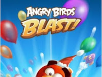 Angry Birds Blast Mod Android Terbaru Brand-New Puzzle (Unlocked All Levels)