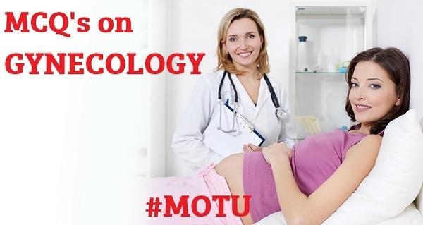 mcq on gynecology