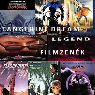 Tangerine Dream filmzenék