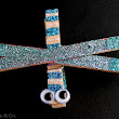 Craft Stick Dragonfly Magnets ~ Christine & Co.