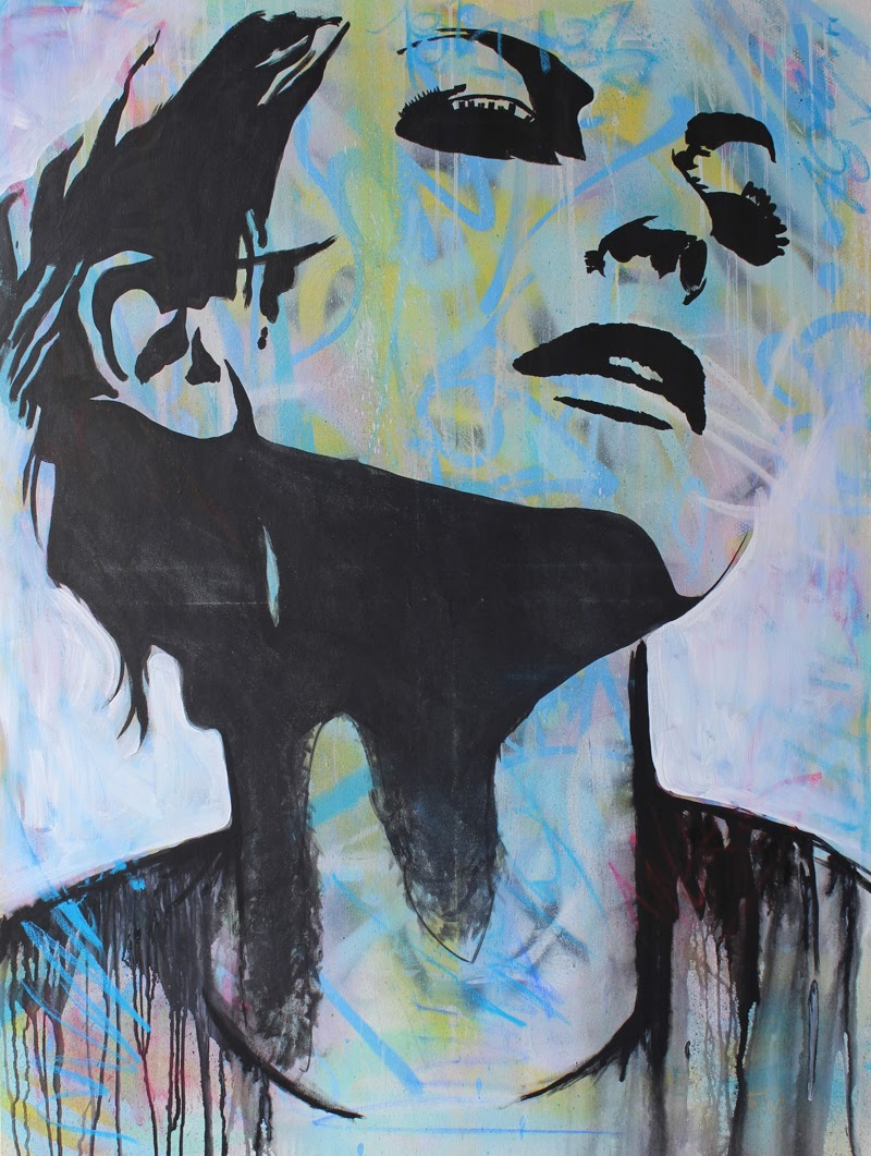 Urban Pop Portraits by Adam Craemer from Australia.