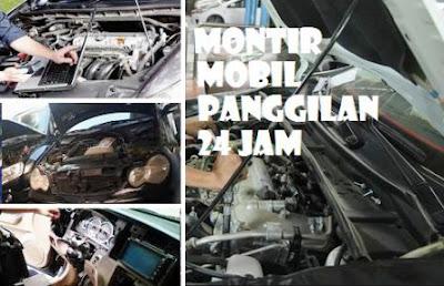 daftar alamat mekanik panggilan, bengkel mobil 24 jam Bandung