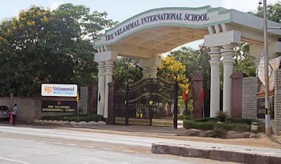 Velammal International School - Ponneri