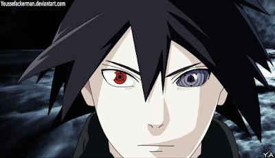 rinnegan sasuke