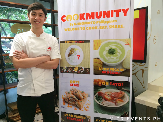 Ajinomoto welcomes social media moms to #CreateYourPlate with Cookmunity