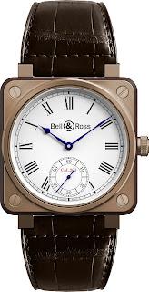 Montre Bell & Ross BR 01 Instrument de Marine