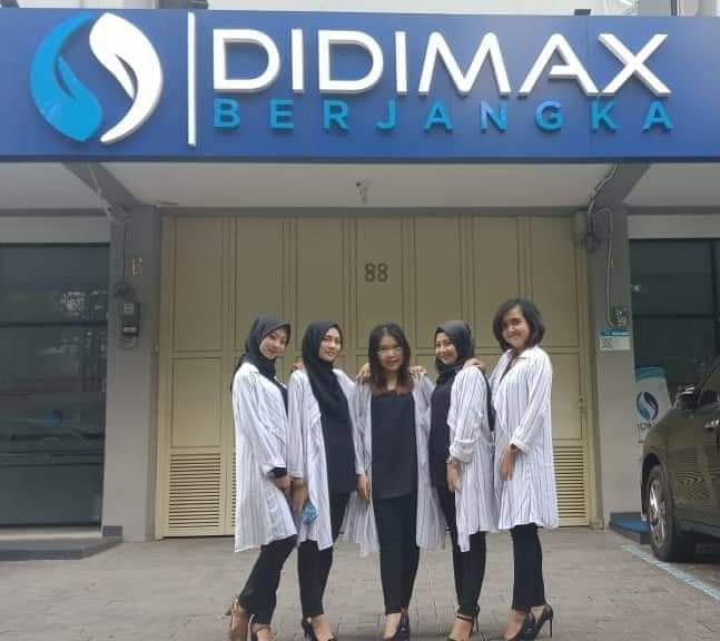 Lowongan Kerja Staff Admin PT. Didimax Bandung