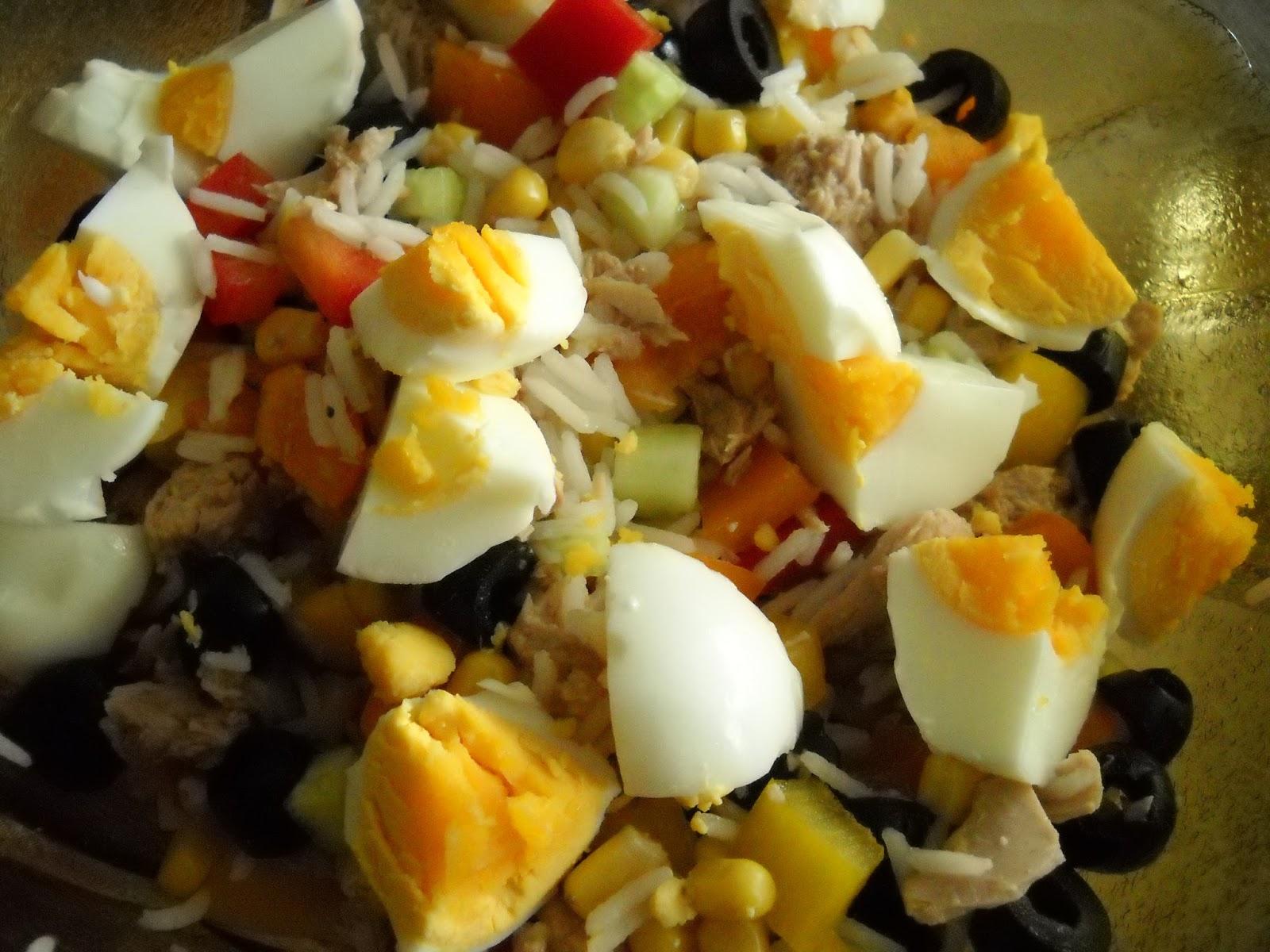 Salata multicolora