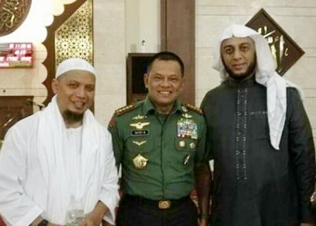 Jenderal Gatot Nurmantyo: Panglima TNI Pasti Berpolitik, Tapi...