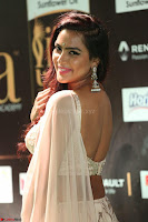 Prajna in Cream Choli transparent Saree Amazing Spicy Pics ~  Exclusive 057.JPG