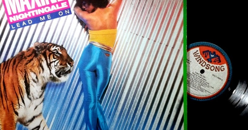 Melodiesmagic Maxine Nightingale Lead Me On 1979 Lp