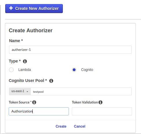Decode: API Gateway Authentication with Amazon Cognito
