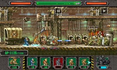 Metal Slug Defense Android Game