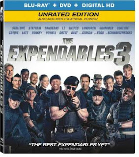 The Expendables 3 (2014) Hindi Dual Audio Movie 150Mb hevc BRRip