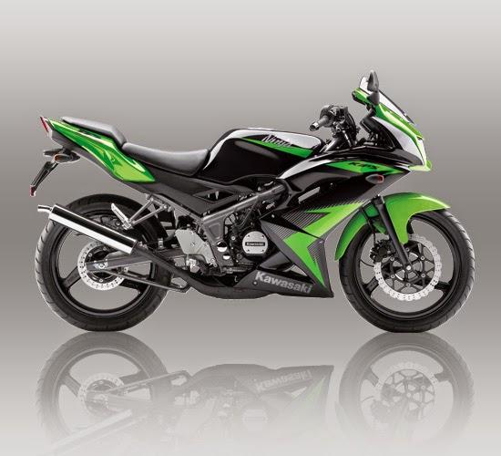 Kredit Motor Kawasaki Ninja RR 150