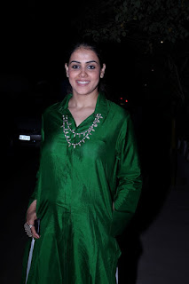 Actress Genelia Latest Pictures at Maria Goretti Book Launch  0001