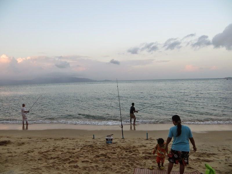 Рыбаки Таиланд