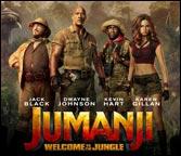 Baixar Filme Jumanji – Bem-Vindo à Selva Dublado Torrent