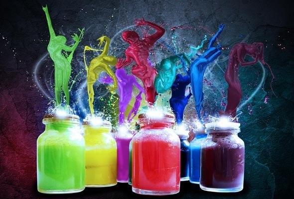 Цветотерапия для женщин — имейте в запасе жизненную энергию!