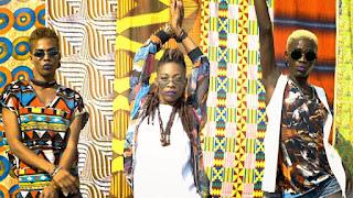 Wallizz feat Serafina Sanches -  Divas de Angola [2019]