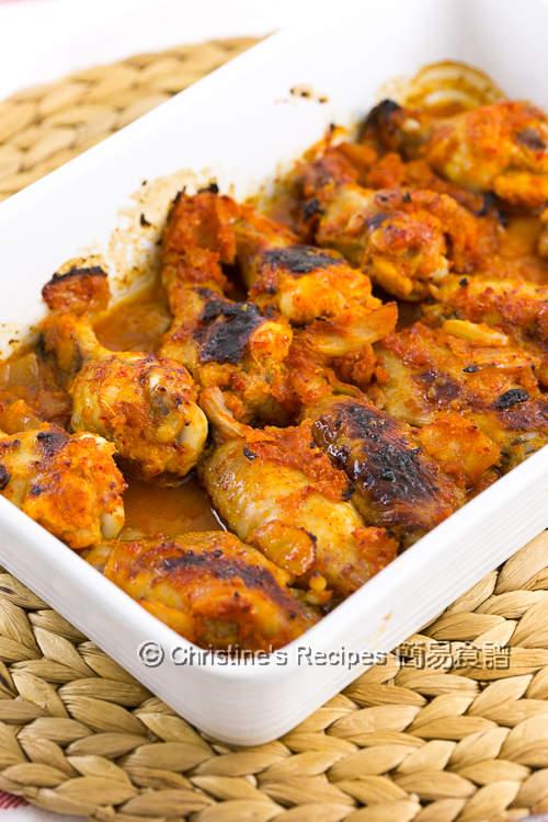 焗泡菜雞翼 Baked Kimchi Chicken Wings02