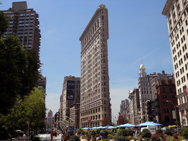 Flatiron Building em Nova York