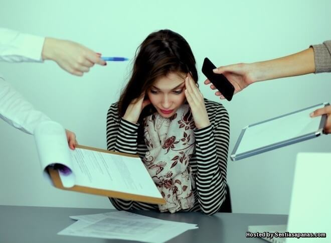 Majikan Menyebabkan Pekerja Stres Boleh Diambil Tindakan!