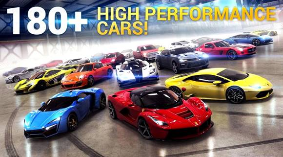 Asphalt 8 MOD Apk 3.5.0j Free Shopping Anti-Ban