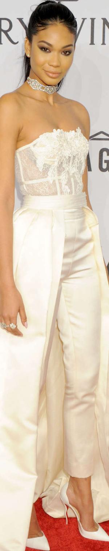 Chanel Iman 2016 amfAR Gala