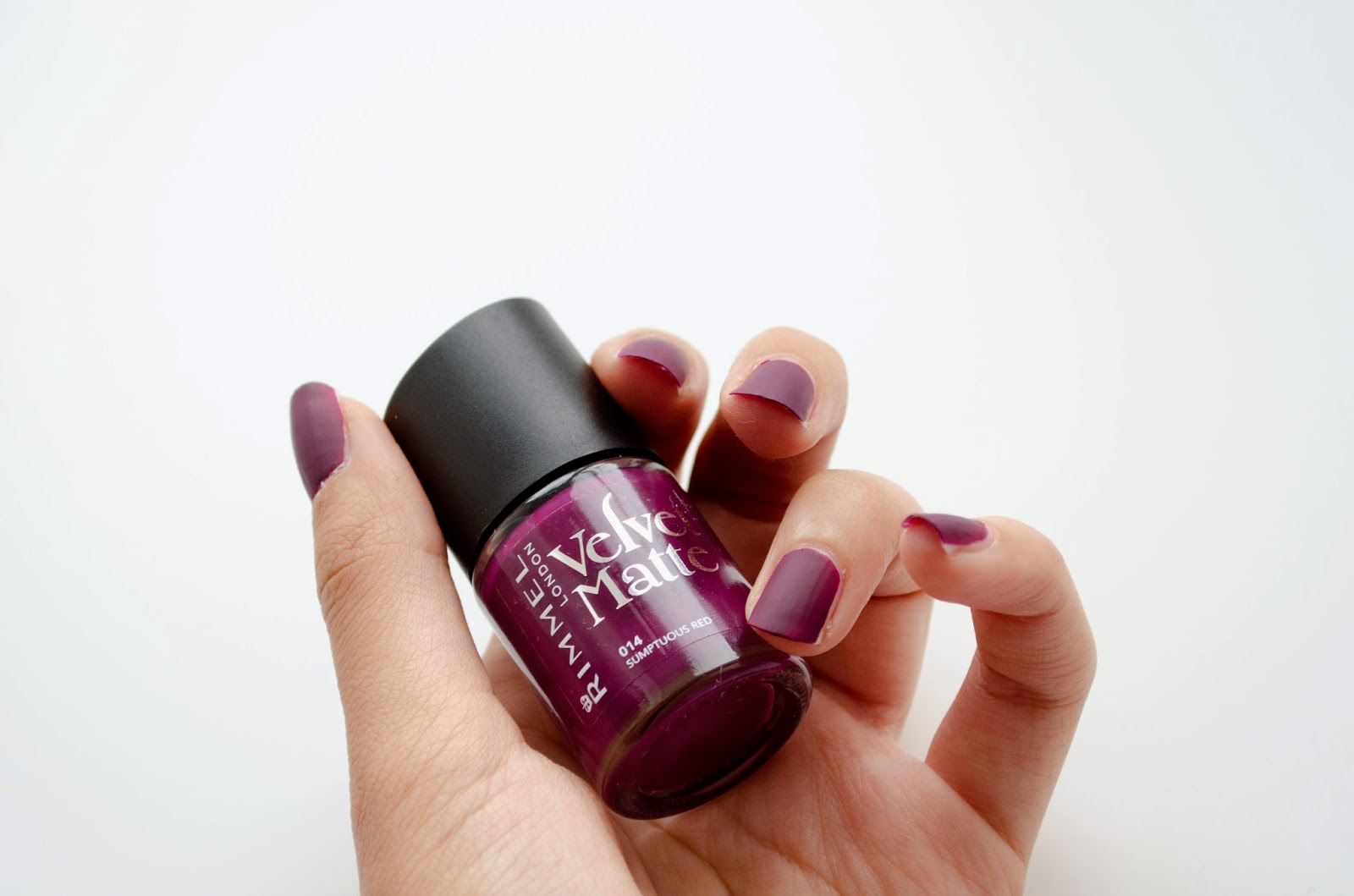 NEW! RIMMEL VELVET MATTE Nail Polish | Creepers and Cupcakes