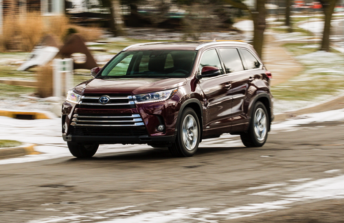 2021 Toyota Highlander Hybrid Review