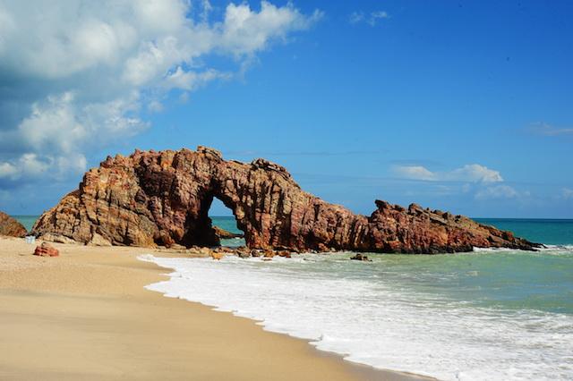 Jericocoara beach